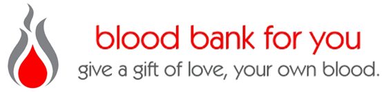 Blood Bank For You Logo